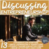 Entrepreneurs- Conversation Starters