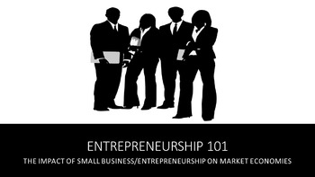 Entrepreneurship 101: The Impact of Small Business on Market Economy