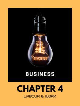 Entrepreneurship (Business) - Chapter 4 (Grade 11)