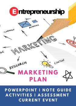 Entrepreneurship Chapter 11 Marketing Plan