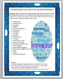 Entrepreneurship- Characteristics-Traits of an Entrepreneu