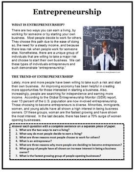 Career Exploration, ENTREPRENEURSHIP, ENTREPRENEURS, Careers, Employment