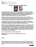 Entrepreneurship- Entrepreneurship Magazine/Website Activity