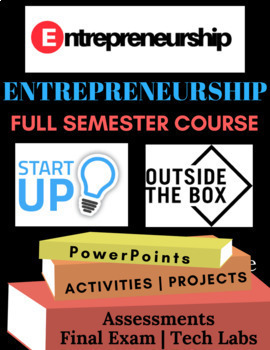 Entrepreneurship Full Semester Course