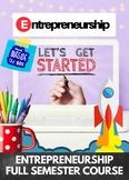 Entrepreneurship Full Semester Course