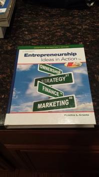 Entrepreneurship: Ideas in Action, 5th Edition, AIE - LIKE NEW! (EAXL)