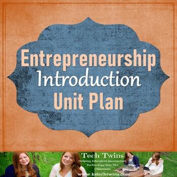 Entrepreneurship Intro Unit