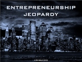 Entrepreneurship JEOPARDY POWERPOINT GAME (Review)