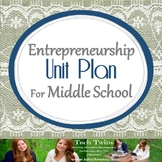 Entrepreneurship Unit for Middle School