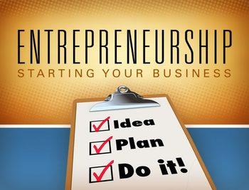 Entrepreneurship Unit BUNDLE