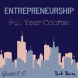 Entrepreneurship Whole Semester Course