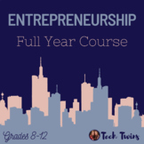 Entrepreneurship Whole Semester Course