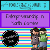 Entrepreneurship in NC Informational Text
