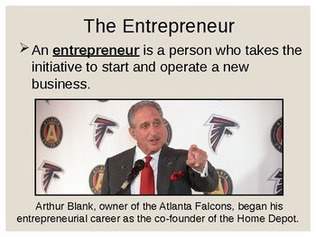 Entrepreneurship in Sports and Entertainment