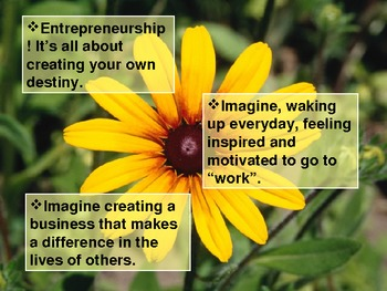 Entrepreneurship made Simple...and Fun!