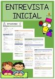 Entrevista inicial para familias / Initial interview (Spanish)