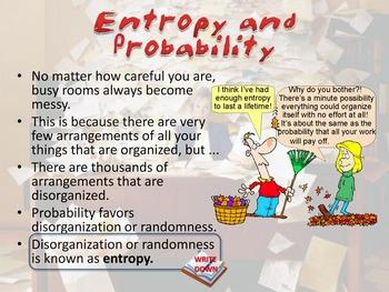 Entropy and Gibbs Free Energy