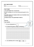 Entry Questionaire