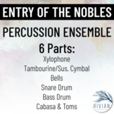 Entry of the Nobles - Percussion Ensemble