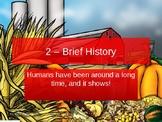 Env Bio - Topic 2 - Brief History