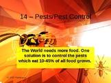Env. Biology - Lecture 14 - Pests