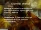 Env. Biology - Lecture 5 - Scientific Method