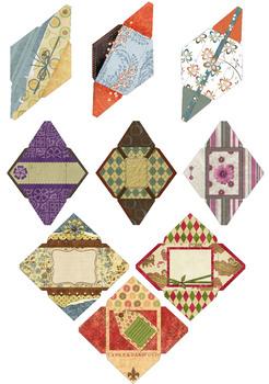 Envelope Pattern & Photoshop Tutorial