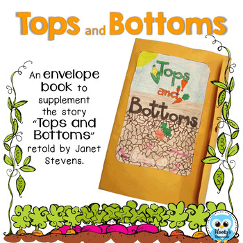 Envelope Book - Tops and Bottoms