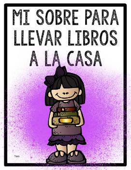 Envelope Covers in Spanish *FREEBIE*