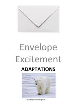 Envelope Excitement: Adaptations