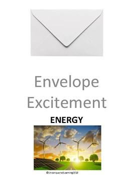 Envelope Excitement: Energy