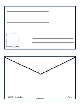 Envelope - FREE Template