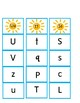 Envelope Game-Sun and Clouds ABC
