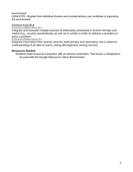 Enviromental Justice - Detroit Public Schools Case Study