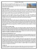 Environment BUNDLE - Reading Comprehension Worksheets