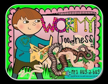 Environment Bundle, Reduce, Reuse, Recycle! {Earth day & worms}
