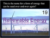 Environment Quiz Game