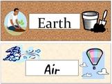 Environment Group Names