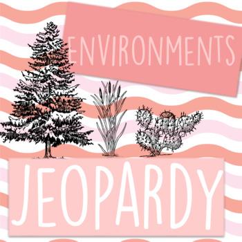 Environment Jeopardy