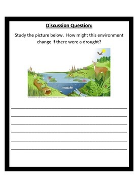Environment & Natural Changes UNIT 4th Grade Science