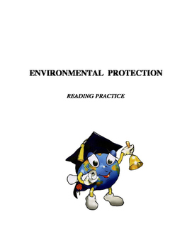 Environment Reading Practice (Texts + Exercises)