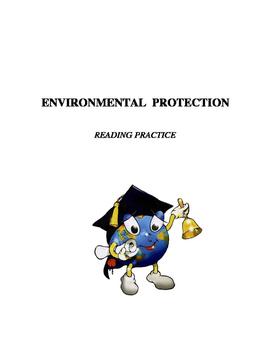 Environment Reading Practice (Texts + Exercises)