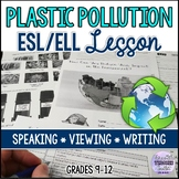 Plastic Pollution Mini Lesson (Video/listening & writing activities)