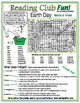 Environment-Related Words to Know (Earth Day) Word Search Puzzle