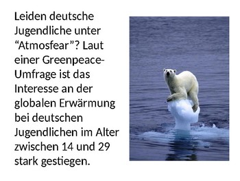 Environment / Umwelt