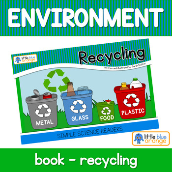 Environment book - recycling