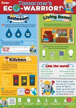 Environmental Activity Sheet For K-3