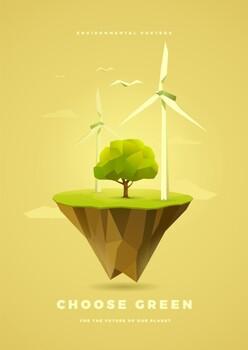 Environmental Awareness Posters
