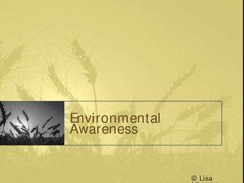 Environmental Awareness PowerPoint Presentation Lesson Plan