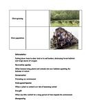 Environmental Changes 5E Lesson Outline